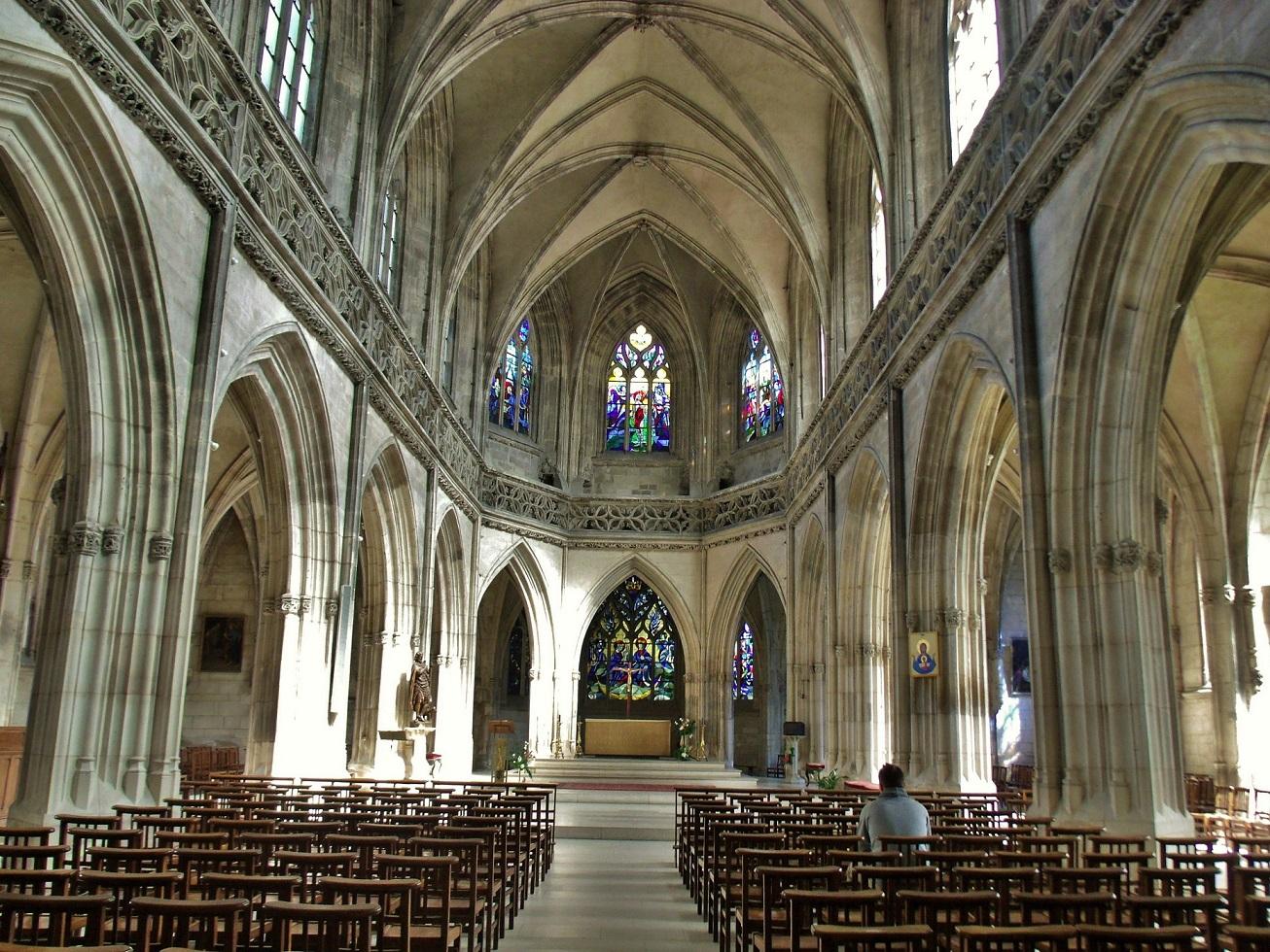Église Saint Jean, Caen