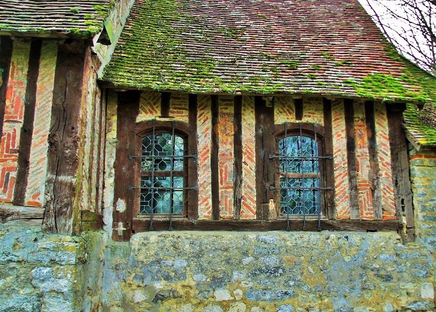 Chapelle Saint Vincent Normandy
