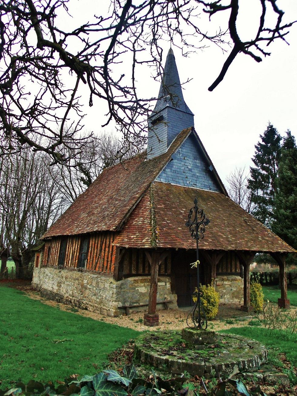 Chapelle Saint Vincent Launay, Normandy