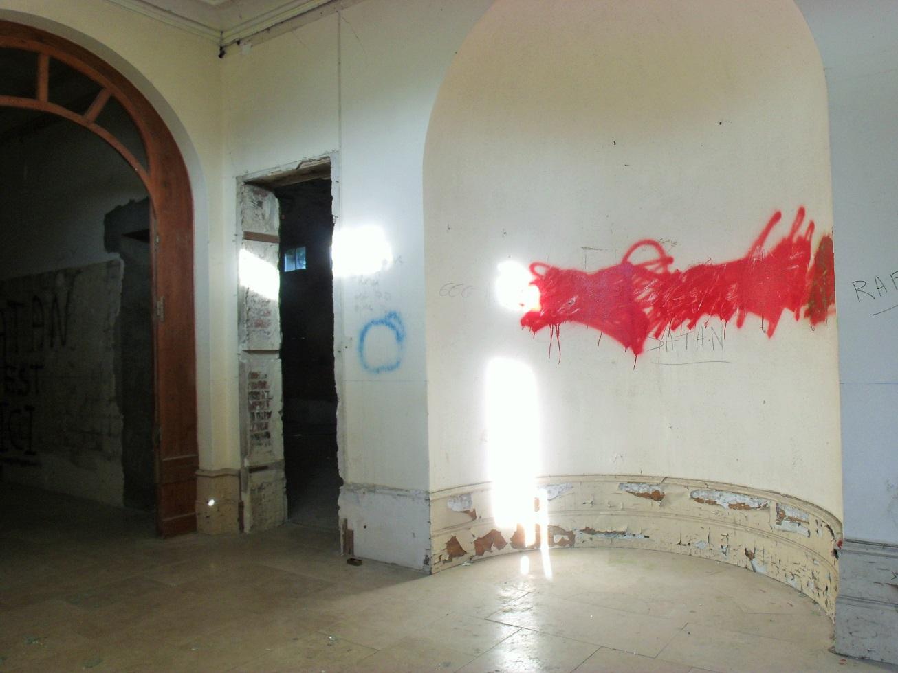 Le Manoir des Creusniers, interior