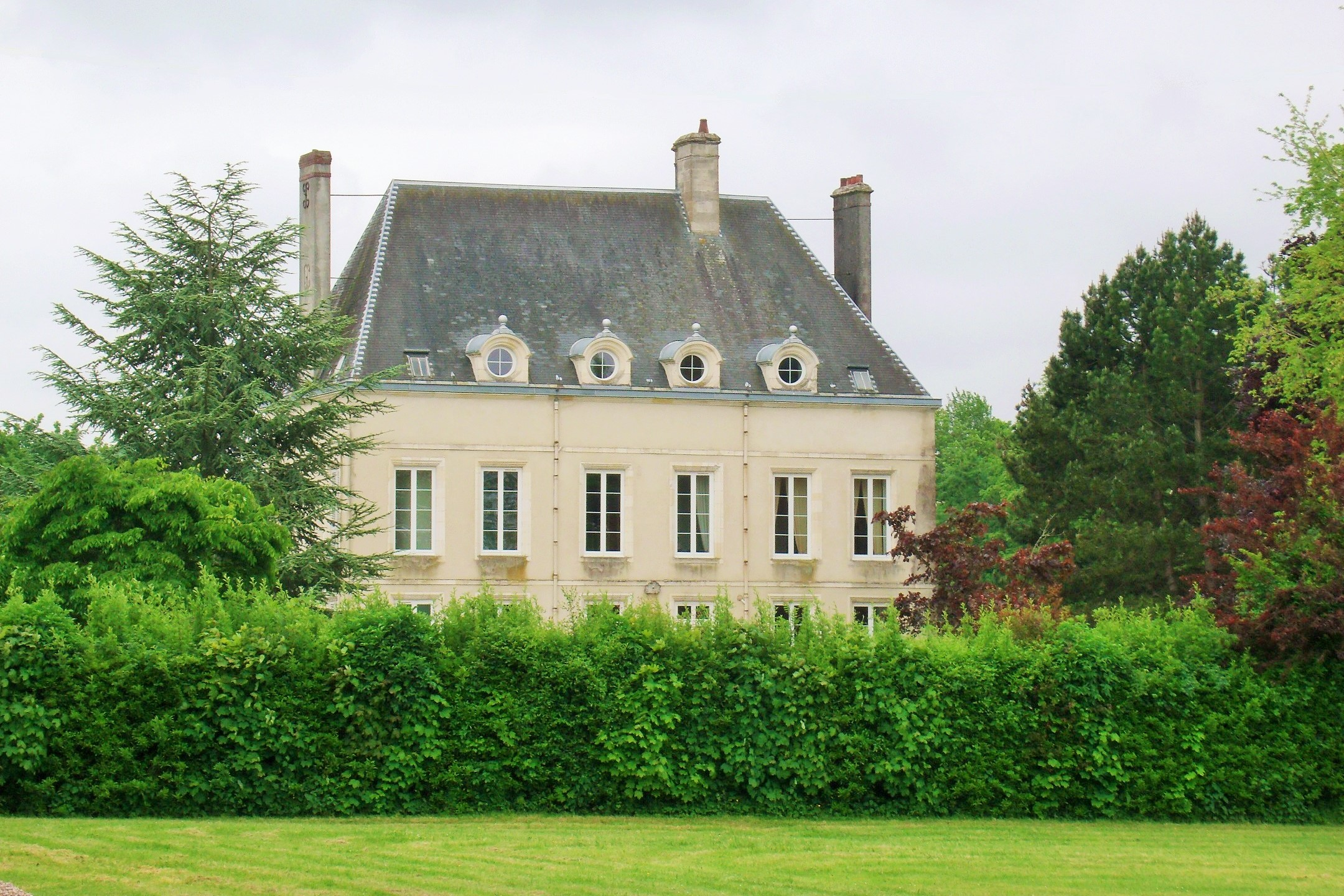Le chateau de Fontaineriant