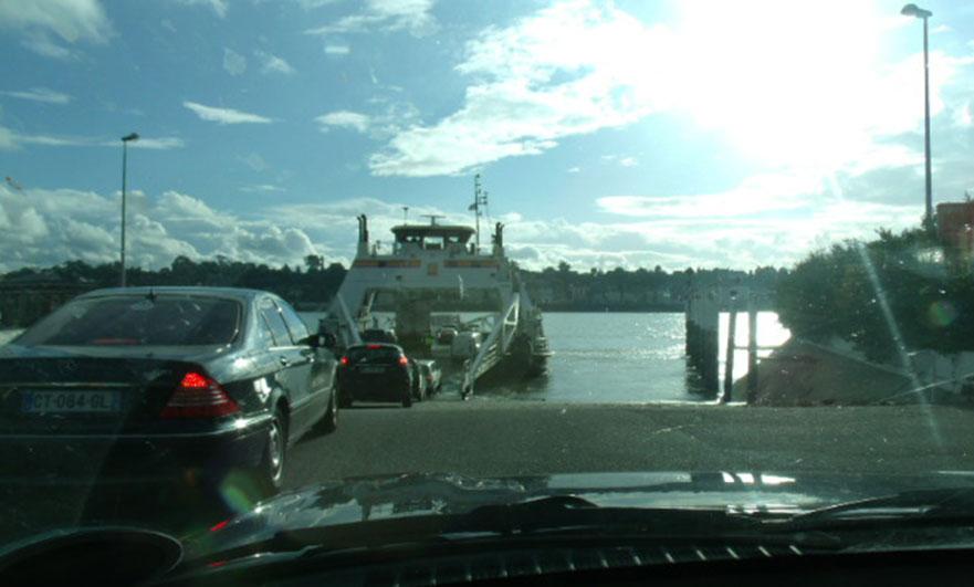 Ferry Seine Quillebeuf sur Seine - match!