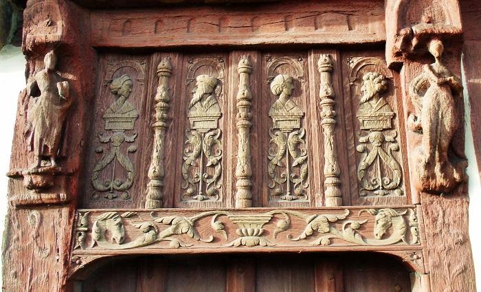 Maison Henry IV Quai d'aval Saint Valery en Caux