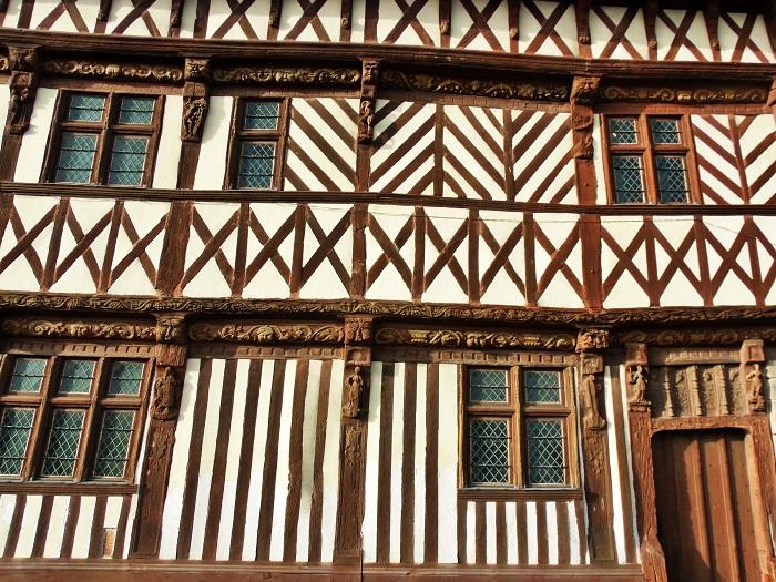 Structure Henry IV House, St Valery en Caux