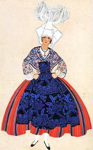 Bayeux costume