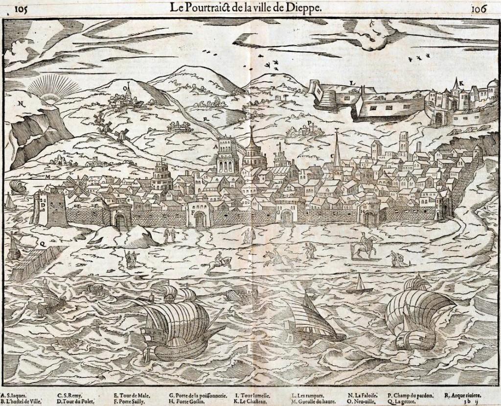 16th century Dieppe