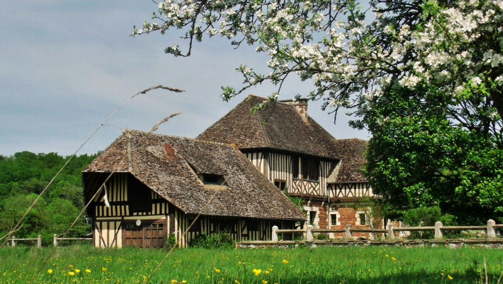 Le Val Gallerand, the manor