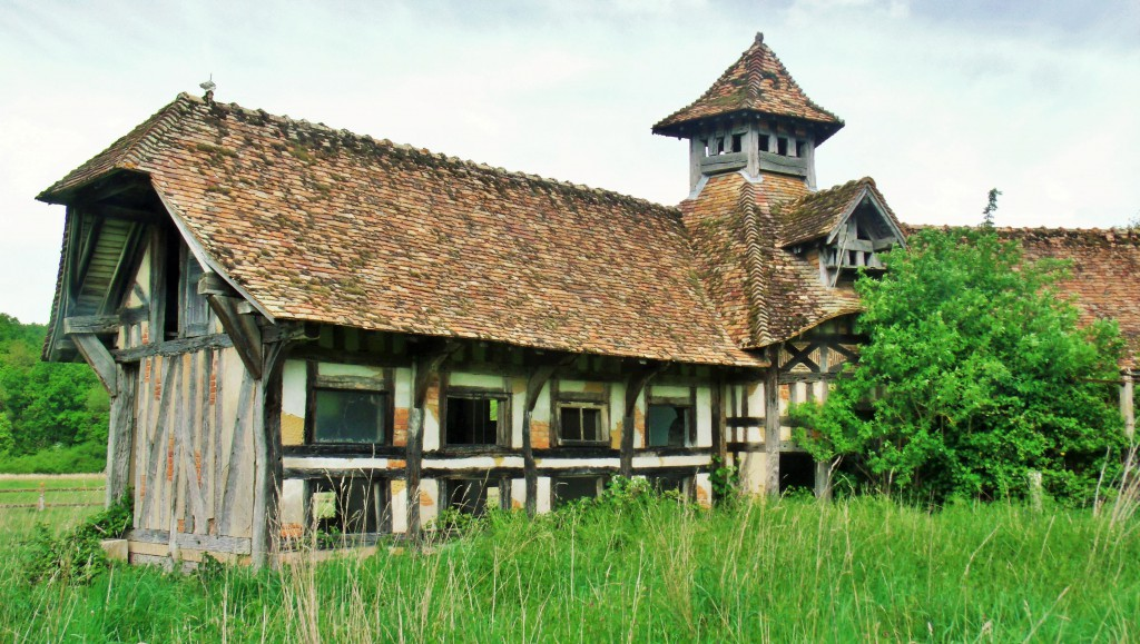 Le Val Gallerand, pigeonnier
