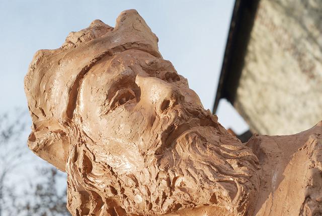 Jean d'Ango, Rouen statue