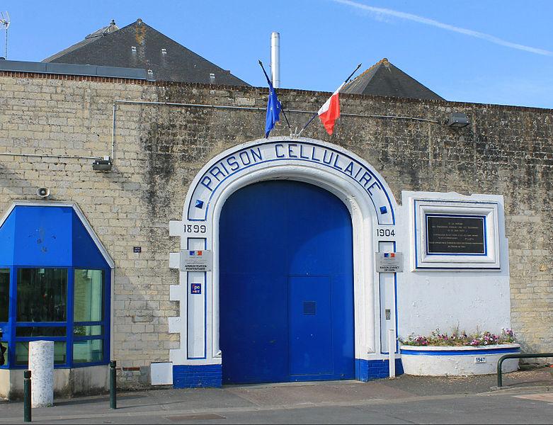 Maison d'Arret, Caen