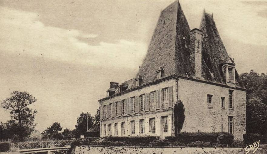 Stepping into the picture; Château de Villiers in the Orne