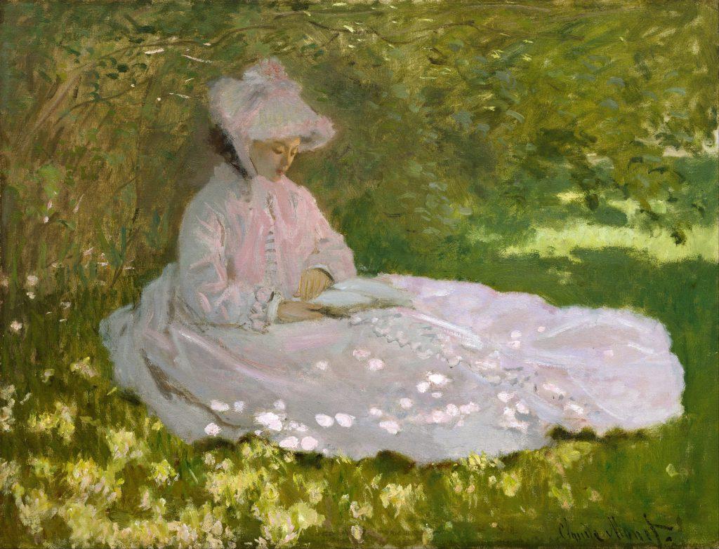 Claude Monet, Springtime