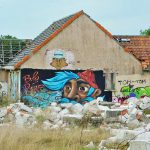 Wild at art, in Pirou