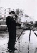 Artist Fernand Herbo