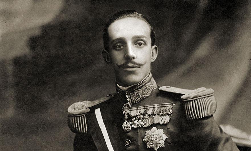 Alfonso León Fernando María Jaime Isidro Pascual Antonio de Borbón y Habsburgo-Lorena, King Alfonso XIII of Spain