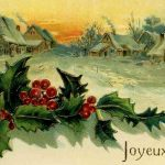 Joyeux Noël from Normandy Then and Now!