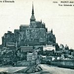 Concerning Mont Saint-Michel, in 1905 by Gordon Home – guest blogger!