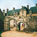When a dream came true, at Château de Crosville-sur-Douve, in the Manche