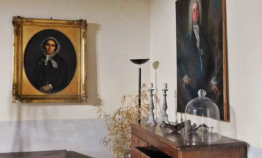 Chateau-de-Crosville-interior-portraits