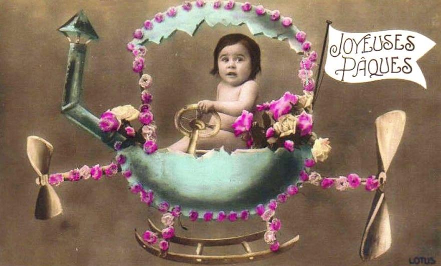 Joyeuses Pâques! Have a safe Easter 2017