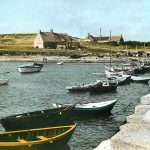 The life of a small harbour; Le port du cap Lévi, in Cotentin