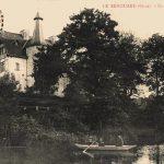 Chateau life in Normandy; Le Vieux Chateau Le Renouard