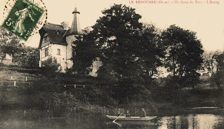 Chateau Le Renouard
