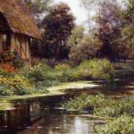 Louis Aston Knight - Summer Afternoon, Normandy