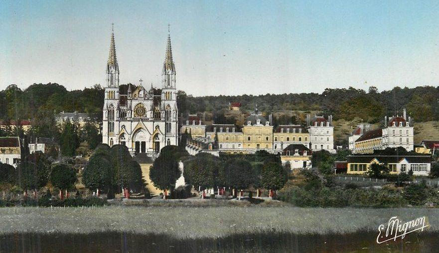 carte-postale-chapelle-montligeon