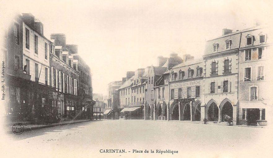 Carentan Normandy