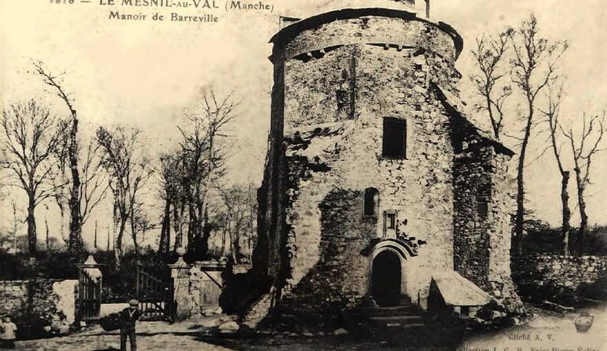 Le Mesnil-au-Val – Normandy Then and Now