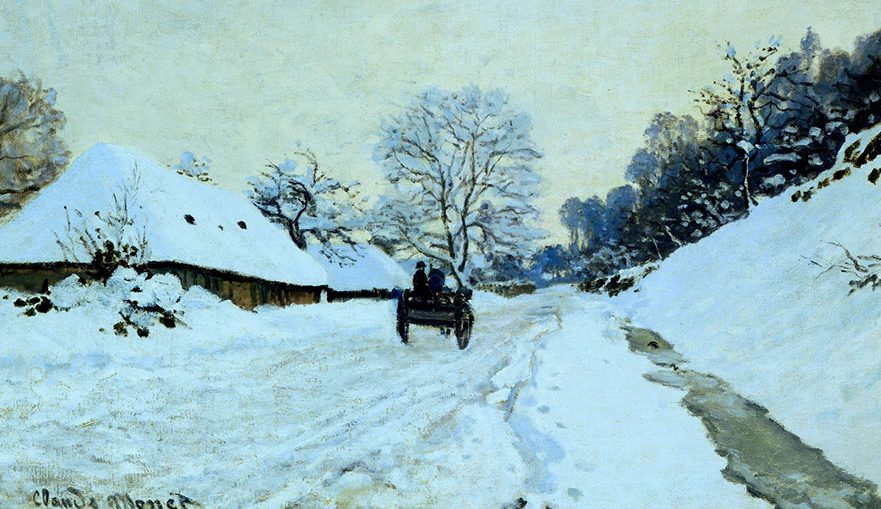 cart-on-the-snow-covered-road-with-saint-simeon-farm