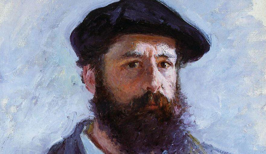 self-portrait-with-a-beret-1886-Claude-Monet