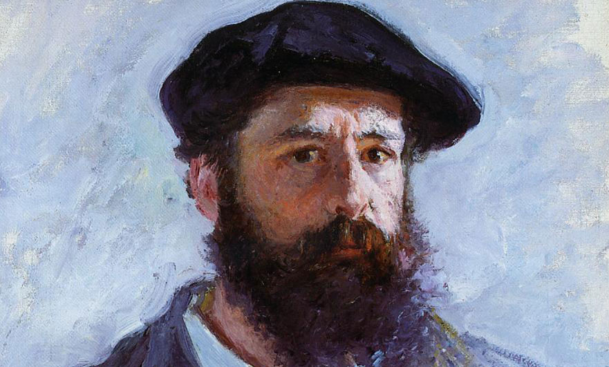 Claude Monet by himself, part 1 – A rebellious youth