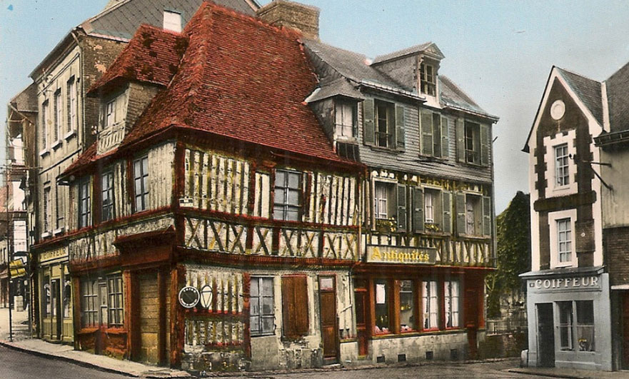 Orbec; diary of a small Normandy town