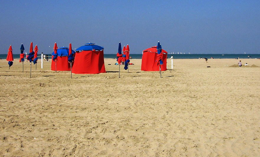 Match! Deauville is perhaps a little more sedate than in it's 1920's heyday