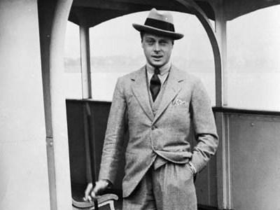 Edward Windsor, Prince of Wales 1919