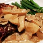 Chicken Normand recipe