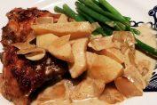 Chicken Normand recipe