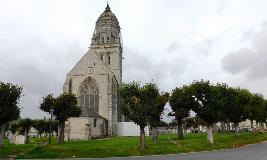 Eglise Notre Dame, Saint Marie du Mont