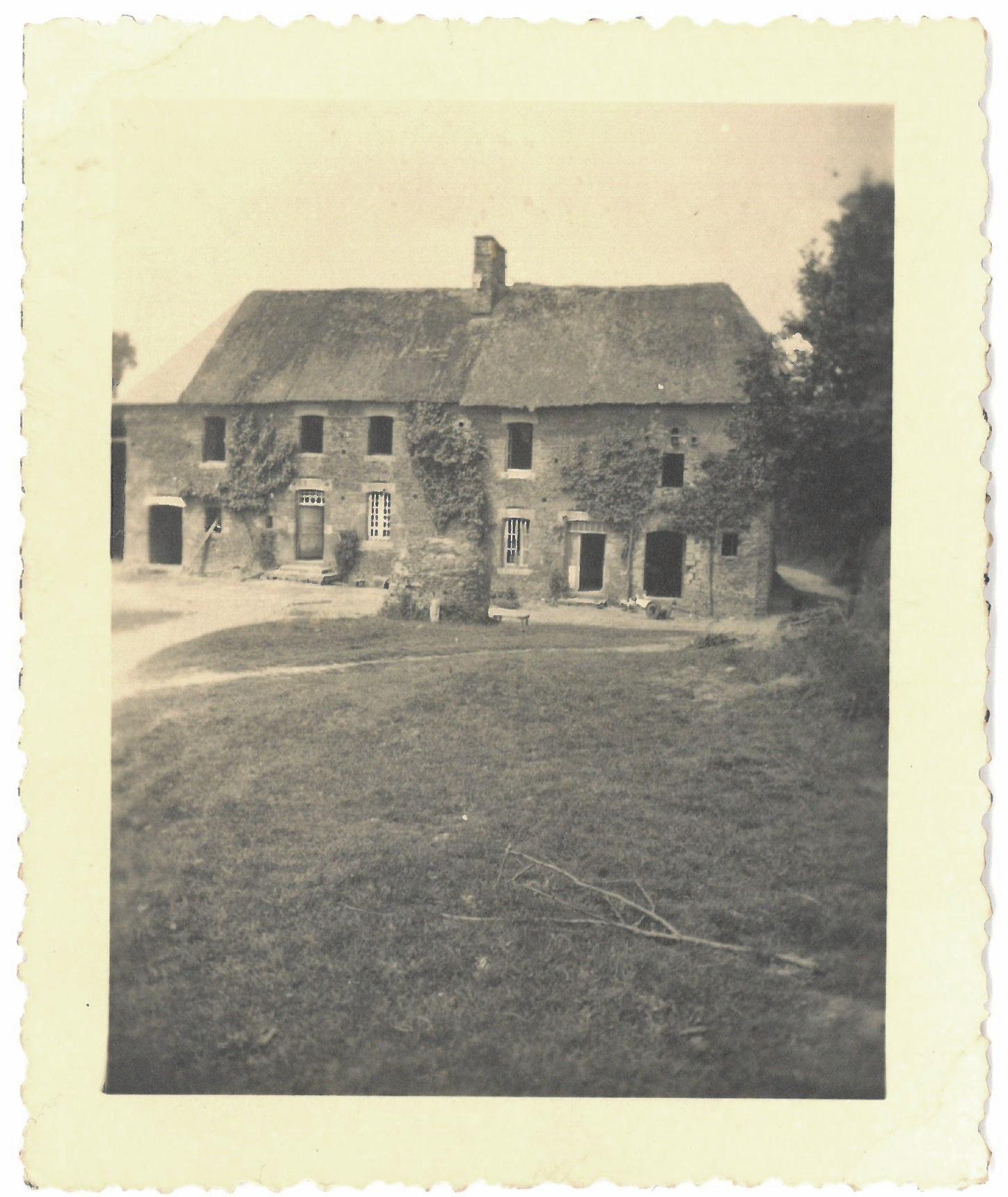 near St Lo 1944 Normandy