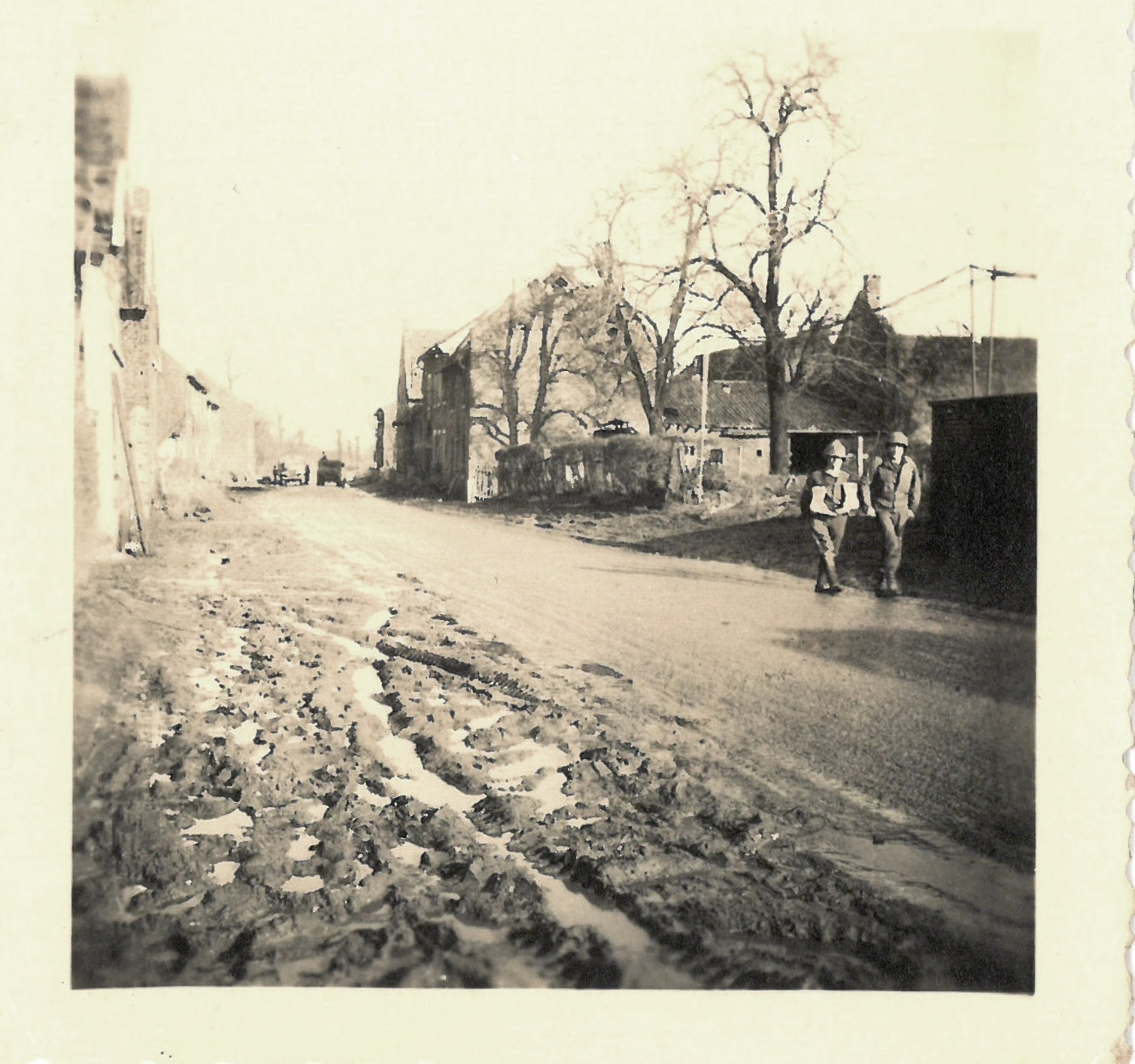 1945 'Bettendorf, Ger.