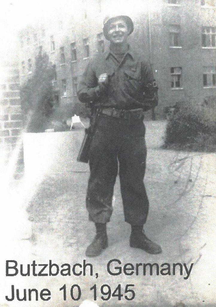 T.J. Whatley III 1945 WW2