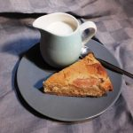 Tarte aux poires Normand recipe
