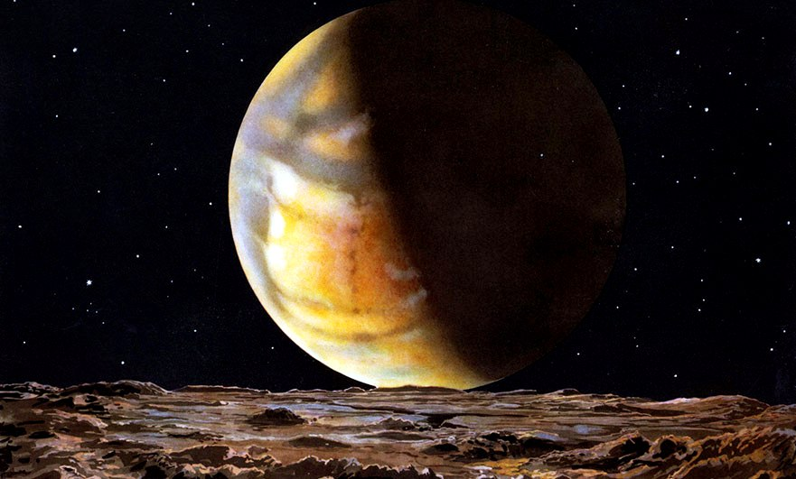 Mars From Deimos, published 1937