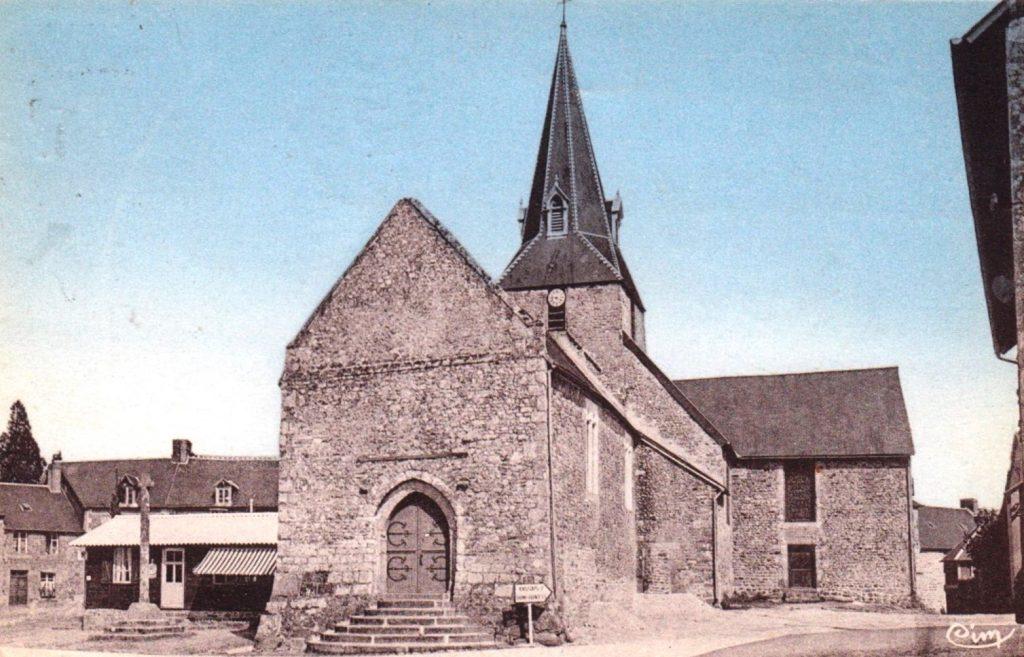 Église Saint-Cyr-Sainte-Juliette