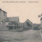 The surprising battle of St-Cyr-de-Bailleul, in 1906