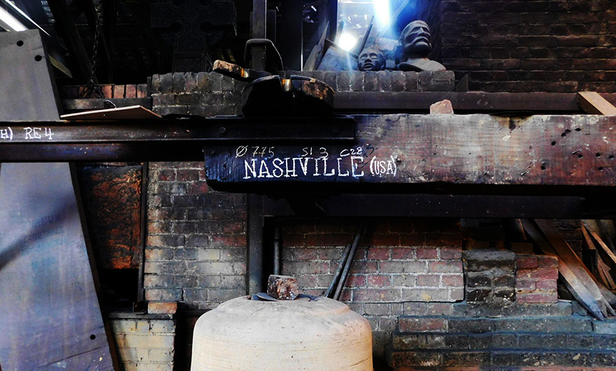 Bell destined for Nashville in the USA
