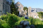 Garden, Musée d'Histoire Mont Saint-Michel