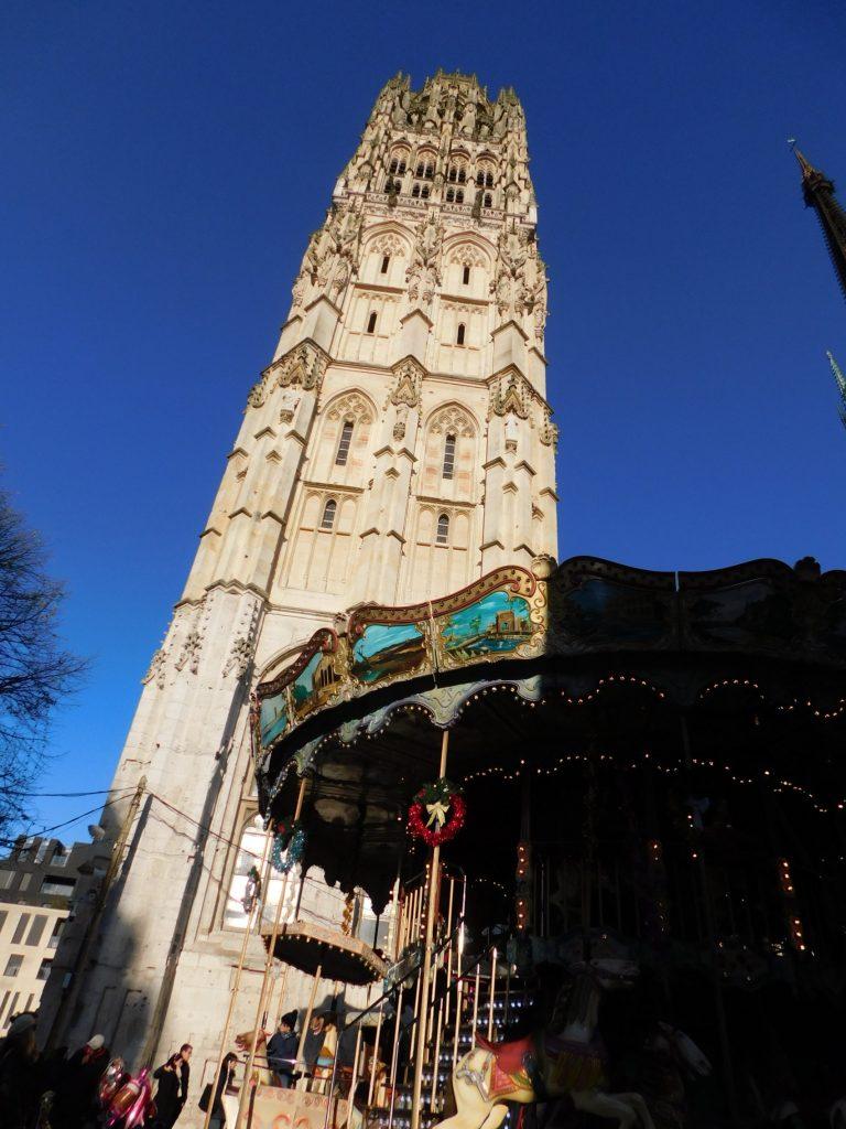 Tour de Beurre, Rouen